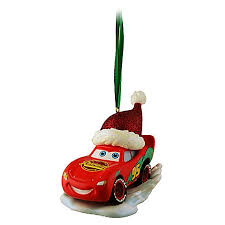 ornament lightning mcqueen