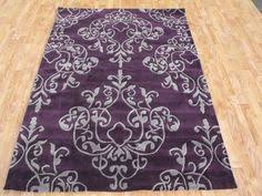Purple And Grey Area Rugs Details About Purple Black Light Grey Patchwork Rug Stain