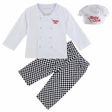 Chef Costume Aliexpress Com Buy Baby Boy Halloween Costume Funny Cosplay Chef