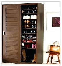 amazon shoe storage cabinet shoe storage on door shoe storage on door full size of living narrow