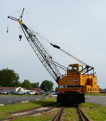 american ohio locomotive crane completed jobs 5268