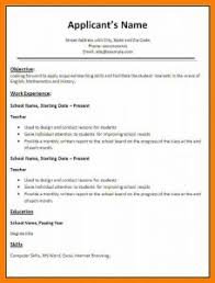 simple resume format for freshers in word file download simple resume format in word template business