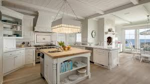 Beach Cottage Kitchen by A Beach House That Rivals The