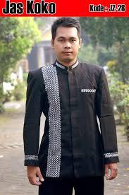 desain jas koko jas koko hitam terbaru busanamuslimpria com