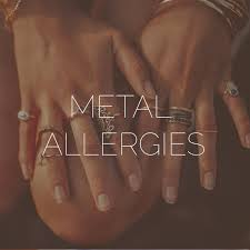 metal allergy jewelry jewelry metal allergies braunschweiger jewelers new jersey