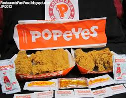 popeyes chicken restaurant food to make in the butterball turkey