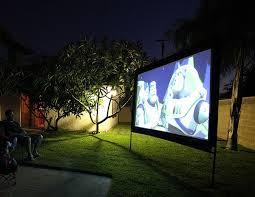 Backyard Movie Night What You Need For A Backyard Movie Night In 2017 Mysmartechome