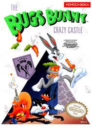 amazon bugs bunny crazy castle video games