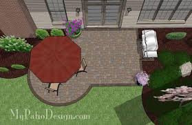 Small Patio Designs On A by Small Patio Design On A Budget Download Plan U2013 Mypatiodesign Com