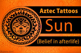 symbolizes meaning intricate aztec tattoos and their mythical meanings