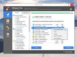 ccleaner za tablet top windows 10 optimizer software for a snappier pc