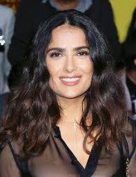 mariachi hairstyles salma hayek serenaded by mariachi band for her 50th birthday