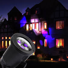 Christmas Projector Light by Multi Color Love Heart Led Landscape Projector Light Garden Party