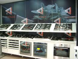 forni e piani cottura da incasso realizzazione espositori e isole per elettrodomestici da incasso