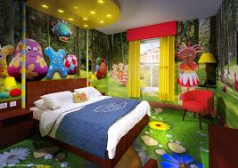 cbeeebies themed rooms unveiled alton towers