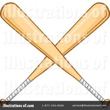 baseball bat clipart 1243833 illustration by hit toon