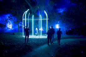 enchanted forest of light tickets photos enchanted forest of light at descanso gardens daily news
