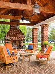 Backyard Fireplace Ideas Outdoor Fireplace Ideas Images The Minimalist Nyc