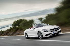 2018 mercedes benz s class coupe and cabriolet to be showcased in