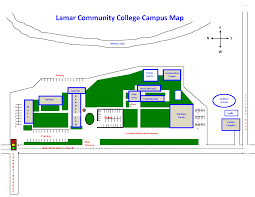 Gt Campus Map Lcc Campus Map My Blog