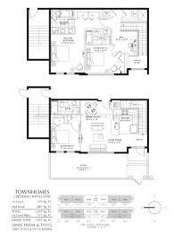 3 storey townhouse floor plans index of images via27 floor plans