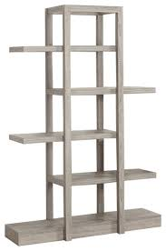 Etagere Bookshelf Open Concept Display Etagere Bookcase Contemporary Bookcases