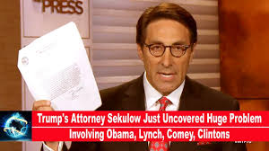 trump s attorney sekulow just uncovered huge problem involving
