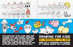 cartooning for children by turning words into cartoons how to