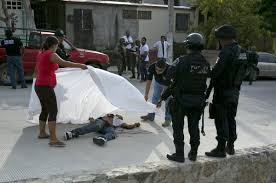 Does Mexico Have Thanksgiving Mexico Drug Cartel Violence In Guerrero Business Insider