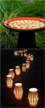 Mason Jar Lights Outdoor by 28 Stunning U0026 Easy Diy Outdoor Lights Solar Light Chandelier
