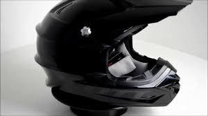 scott motocross helmets scott 350 black grey helmet 360 video youtube