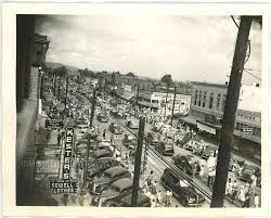 Radio Station In Eufaula Alabama 1941 Photo Al Alabama Bessemer Negro Parade March Civil Rights