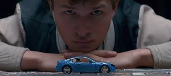 ansel elgort baby driver featurette ansel elgort is a young mozart in a go kart
