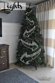 Best Way To Put Lights by Christmas Tree Best Way To String Lights On A Christmas Tree Led