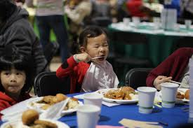 thanksgiving dinner volunteer opportunities free community thanksgiving dinner tel hi