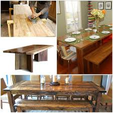 dining room table solid wood dining table solid wood a craft idea for fans of solid wood
