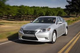 lexus hybrid sedan price 2015 lexus es 300h hybrid gets new infotainment features