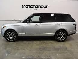 range rover silver 2017 2014 land rover range rover autobiography lwb