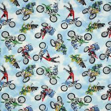 motocross dirt bike games timeless treasures x games motocross motorcycles dirt bikes multi