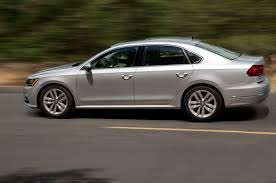 volkswagen passat tsi 2015 2016 volkswagen passat 1 8t first test review