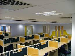Corporate Office Interior Design Ideas Work Station Area In Office Modern Office Interior Design In