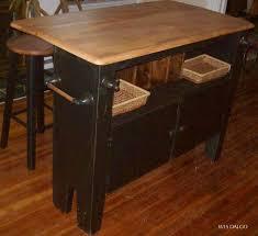 kitchen island drop leaf furniture piece1 aspen wood with design