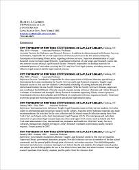 librarian resume examples of resumes for students in high
