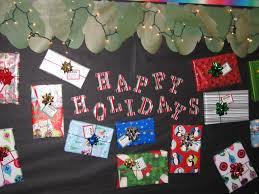 christmas bulletin board library displays pinterest