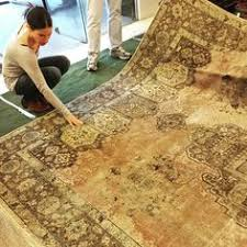 Kush Rugs Rebecca Buying Some Gorgeous Vintage Pieces For The Gallery