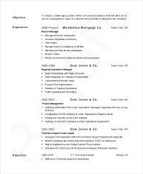 Bank Manager Sample Resume by Simple Banking Resume 29 Free Word Pdf Documents Download