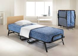JayBe Saturn Waterproof Folding Bed With Mattress Small Single - Jay be bunk beds