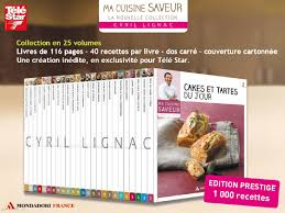 livre de cuisine cyril lignac collection ma cuisine saveur avec cyril lignac télé 20