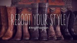 ariat fashion how to wear cowboy boots youtube