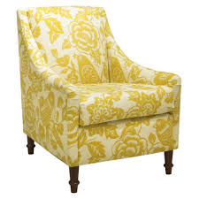 Free Armchair Design Ideas Best Floral Accent Chairs Products On Wanelo Pertaining To Swoop